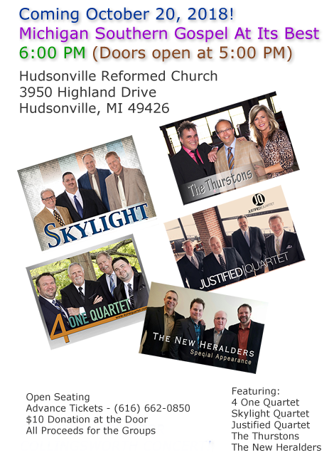 Michigan Southern Gospel at Its Best